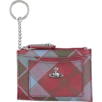 ヴィヴィアン ウエストウッド VIVIENNE WESTWOOD レディース 財布 wallet Red