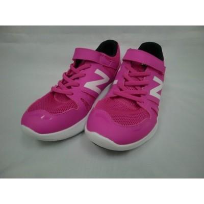 ニューバランス ジュニアランニングシューズ YT570 ピンク