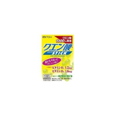 井藤漢方製薬 クエン酸スティック(30包)