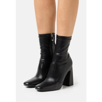 レディース 靴 シューズ KYOMI - Classic ankle boots - black