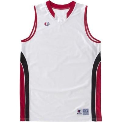 BOYS GAME SHIRTS Champion チャンピオン バスケットゲームシャツ J (cbyr2033-wr)