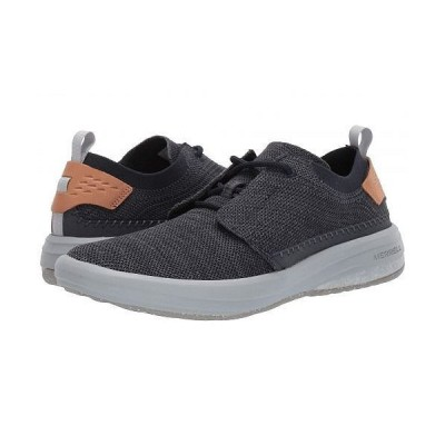 Merrell メレル メンズ 男性用 シューズ 靴 スニーカー 運動靴 Gridway - Navy