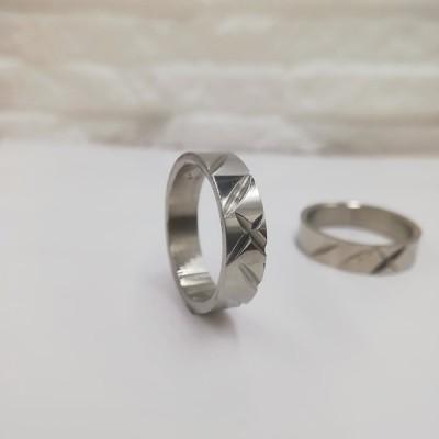 メンズリング開店セール14164、14号リング、彫刻リング、ステンレススチールリングファッションリングコスチュームリング指輪高級品卸売見本限定品