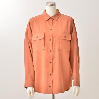 DOZE オーバーサイズシャツドーズ(DOZE)No.674853 通販 - QVCジャパン