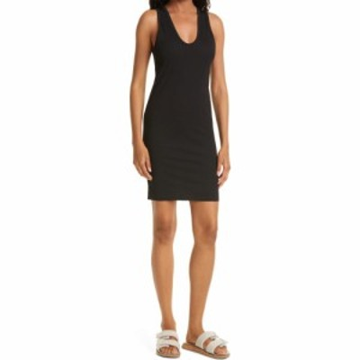 ラグandボーン RAG and BONE レディース ワンピース ノースリーブ ワンピース・ドレス Zoe Deep-V Sleeveless Dress Black