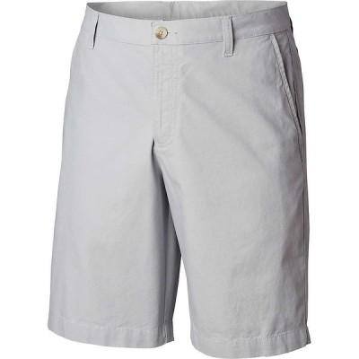 コロンビア Columbia メンズ ショートパンツ ボトムス・パンツ Bonehead II 6IN Short Cool Grey