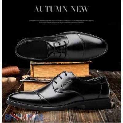 ビジネスシューズ メンズ シューズ 裏起毛 防寒靴 メンズシューズ 無地 ビジネス 革シューズ 通勤 紳士靴 ブーツ 靴 PU革靴