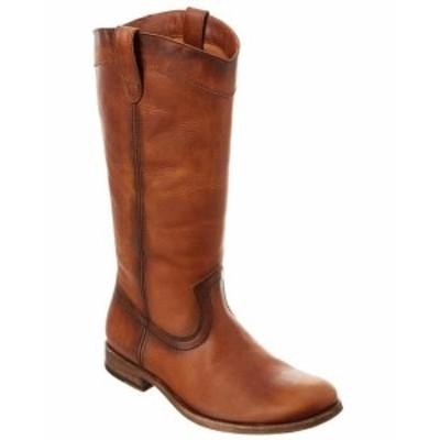 Frye フライ ファッション シューズ Frye Melissa Pull On Tall Leather Boot