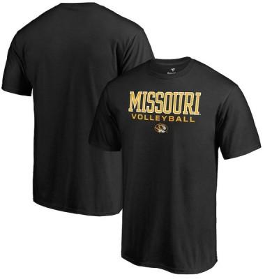 """ファナティックス メンズ Tシャツ """"Missouri Tigers"""" Fanatics Branded True Sport Volleyball T-Shirt - Black"""