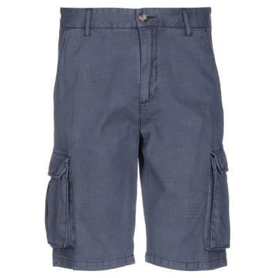 HOMEWARD CLOTHES バミューダパンツ ブルーグレー 44 コットン 100% バミューダパンツ