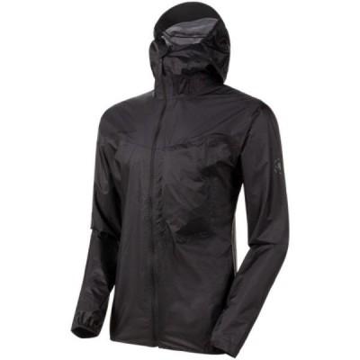 パーカー メンズ ジャケット メンズ ウィンドウェア メンズ Kento Light HS Hooded Jacket AF Men BLACK  (MAT)(CQB27)