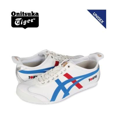 (OnitsukaTiger/オニツカタイガー)オニツカタイガー Onitsuka Tiger メキシコ 66 スニーカー メンズ レディース MEXICO 66 ホワイト 白 1183A730-100'/ユニセックス その他