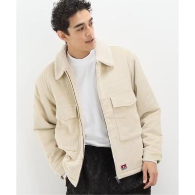 ジャケット ブルゾン 【bendavis/ベンデイビス】 warmholic cord jacket