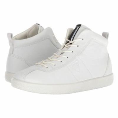 エコー スニーカー Soft 1 High Top White