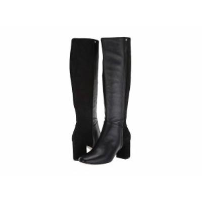 コールハーン レディース ブーツ&レインブーツ シューズ Rianne Boot 65 mm Black Leather/Suede