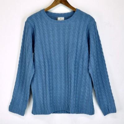 (BALLOW)068-7793 ケーブルニット セーター mens メンズ 男性用 ユニセックス