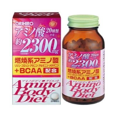 オリヒロ アミノボディ ダイエット粒 300粒 /アミノ酸 サプリメント