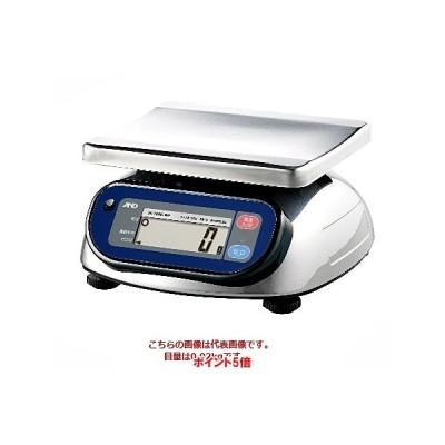 【ポイント5倍】 A&D 検定付きはかり 防塵・防水はかり SK-20KiWP (4級) (SK20KIWP-JA)
