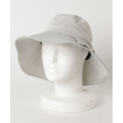 MOONBAT / 帽子 【メモリーリボン巻き】 WOMEN 帽子 > ハット