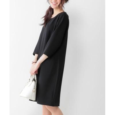 【リップルシリーズ】リップルプレーンワンピース (ワンピース)Dress