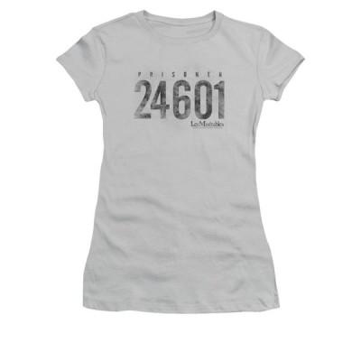 Tシャツ ユニバーサル Les Miserables Movie Prisioner Licensed Junior Shirt S-XXL