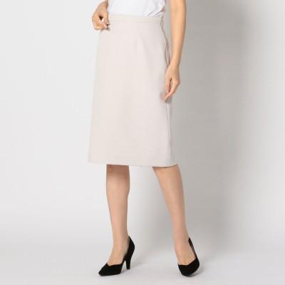 ミューズ MEW'S ウォッシャブルストレッチタイトスカート (アイボリー)