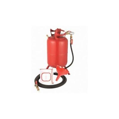 Central エアー 20 Lb. Pressurized Abrasive ブラスター