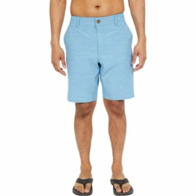オニール ONeill メンズ ショートパンツ ボトムス・パンツ Locked Slub Shorts Blue Shadow