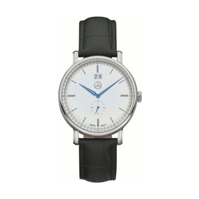 Mercedes Benz B66041619 ベンツ 時計 メンズ ウォッチ カーブランド レザーベルト