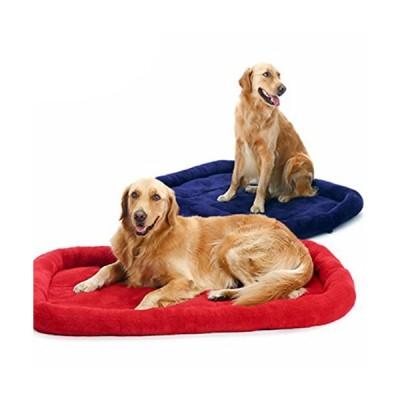 ペット マット ペットベッド クッション 滑り止め 洗える 簡易 ハウス ソファ 柔らかい ソファーベッド おしゃれ 大中型 犬 猫用 介護 室内 噛