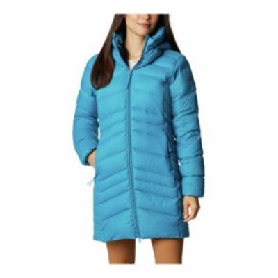 コロンビア レディース コート アウター Autumn Park¢ Mid Jacket Fjord Blue