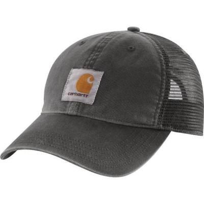 カーハート メンズ 帽子 アクセサリー Carhartt Men's Buffalo Mesh Back Hat