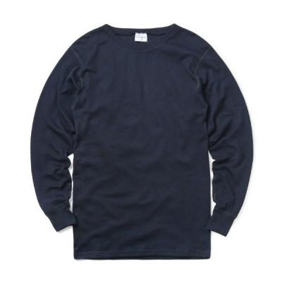 tシャツ Tシャツ フランス軍 FIRE RETARDANT L/S クルーネック Tシャツ SOLID