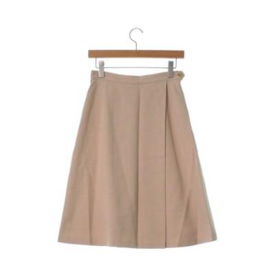 Simplicite シンプルシテ ひざ丈スカート レディース