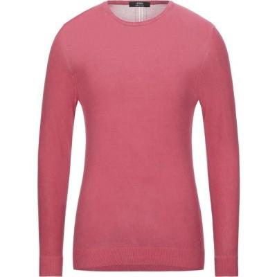 マスク +39 MASQ メンズ ニット・セーター トップス Sweater Brick red