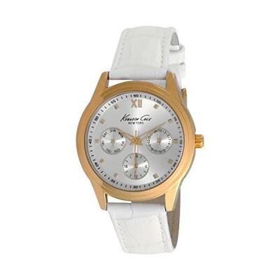 Kenneth Coleレディースクラシック腕時計???ホワイト