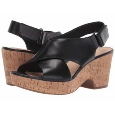 Clarks クラークス レディース 女性用 シューズ 靴 ヒール Maritsa Lara Black Leather【送料無料】