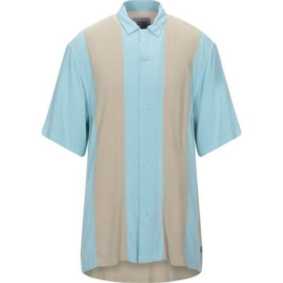 カーハート CARHARTT メンズ シャツ トップス patterned shirt Beige
