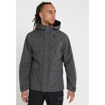 ファウデ ジャケット&ブルゾン メンズ アウター ROSEMOOR JACKET - Waterproof jacket - iron