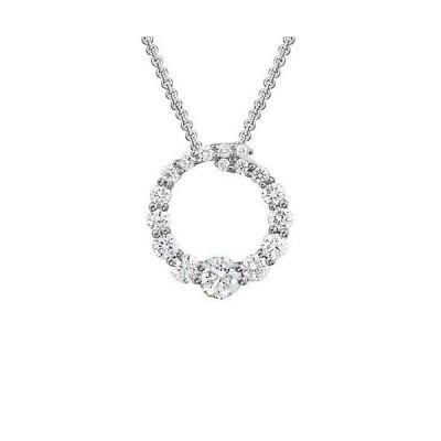 レディース アクセサリー  14K 0.47 ct. tw. Diamond Necklace
