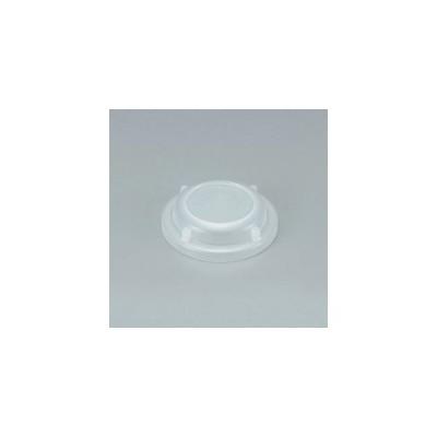 PP製 小鉢カバー9.5cm丸小鉢用 スリーライン[P-215] 食器 皿カバー フードカバー プラスチック製 樹脂製 衛生的 乾燥を防ぐ