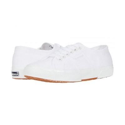 Superga スペルガ レディース 女性用 シューズ 靴 スニーカー 運動靴 2750 Cotwbigeye Sneaker - Total White