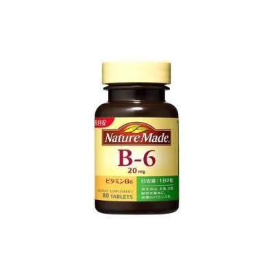 大塚製薬 ネイチャーメイド ビタミンB6 40日分 (80粒) ※軽減税率対象商品