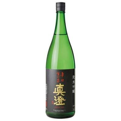 真澄 純米吟醸 辛口生一本 箱入 1800ml x 6本 ケース販売 OKN 宮坂醸造 長野県酒