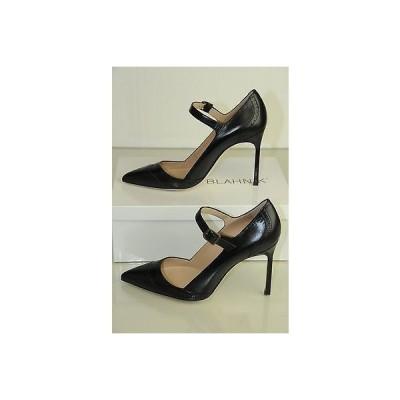 ハイヒール マノロブラニク Manolo Blahnik BB CABRAS 105 Black Mary Jane Pumps Shoes 35 37 38.5 39 39.5