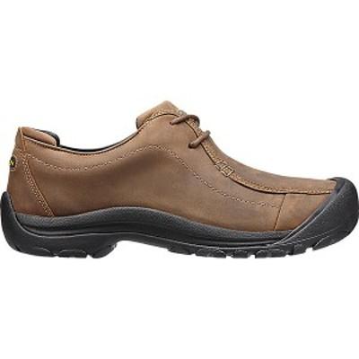 (取寄)キーン メンズ ポーツマス 2 シューズ Keen Men's Portsmouth II Shoes Dark Earth 送料無料