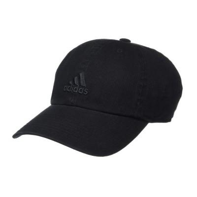 アディダス adidas レディース キャップ 帽子 Saturday Cap Black/Black