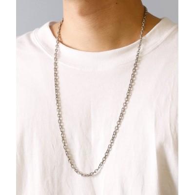 ability / GILD / ギルド / Morphing narrow chain necklace モーフィング ナロー チェーン ネックレス / G201-NE04 (LONG) MEN アクセサリー > ネックレス