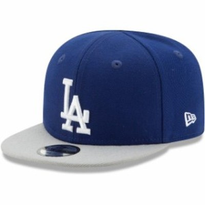 New Era ニュー エラ スポーツ用品  New Era Los Angeles Dodgers Infant Royal My First 9FIFTY Adjustable Hat