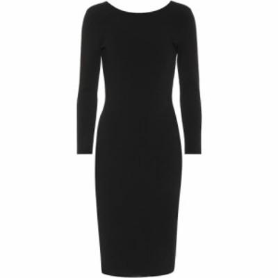 ザ ロウ The Row レディース ワンピース ワンピース・ドレス darta knit dress Black